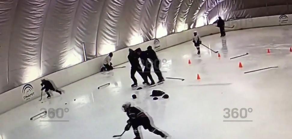 У Санкт-Петербурзі тренера побили за пости в Instagram — опубліковане відео