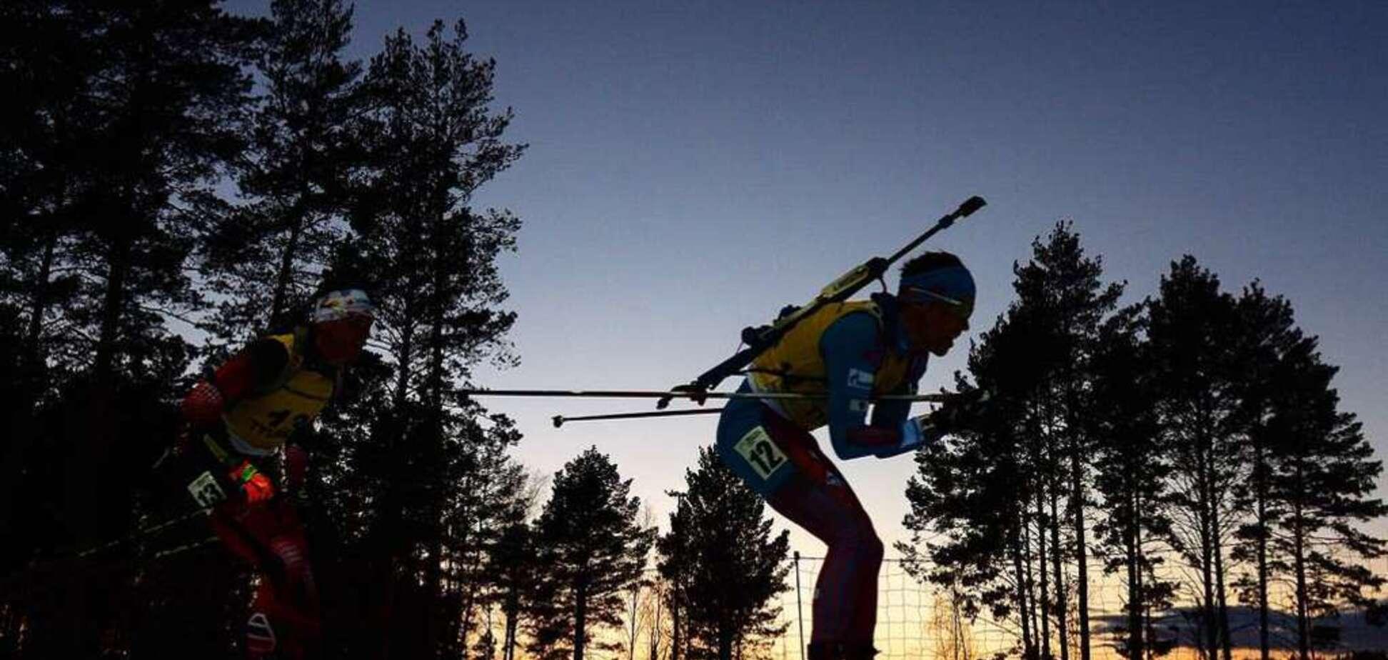 'Відхилити': Росію обламали з проведенням знаменитих біатлонних перегонів