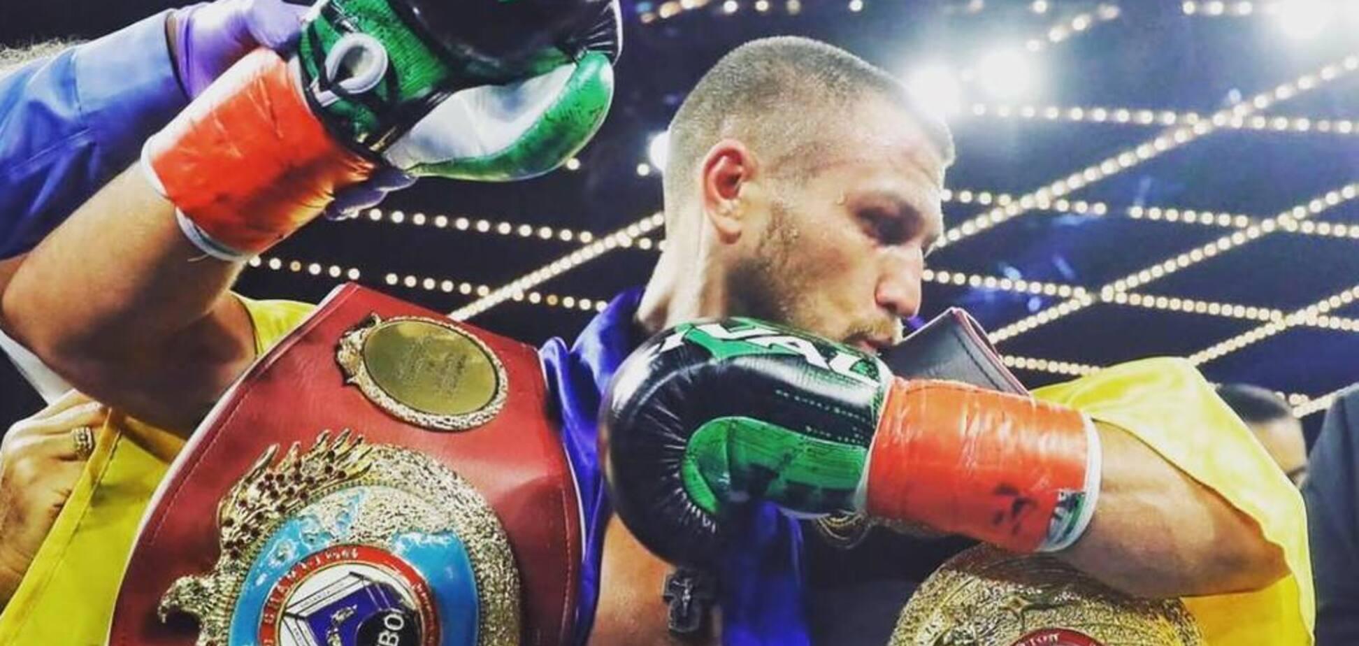 Ломаченко назвав свого наступного суперника