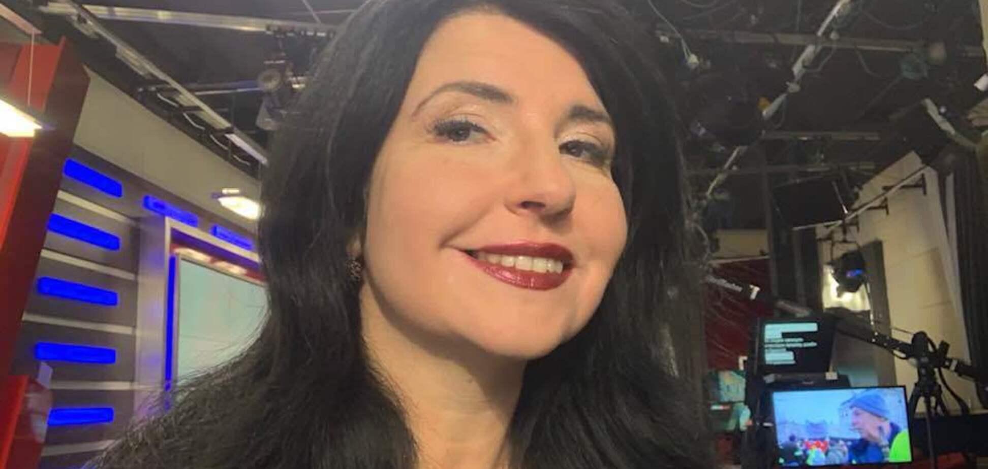 ''Ідіть звідси, вільні!'' Українську журналістку зі скандалом вигнали зі студії росТБ
