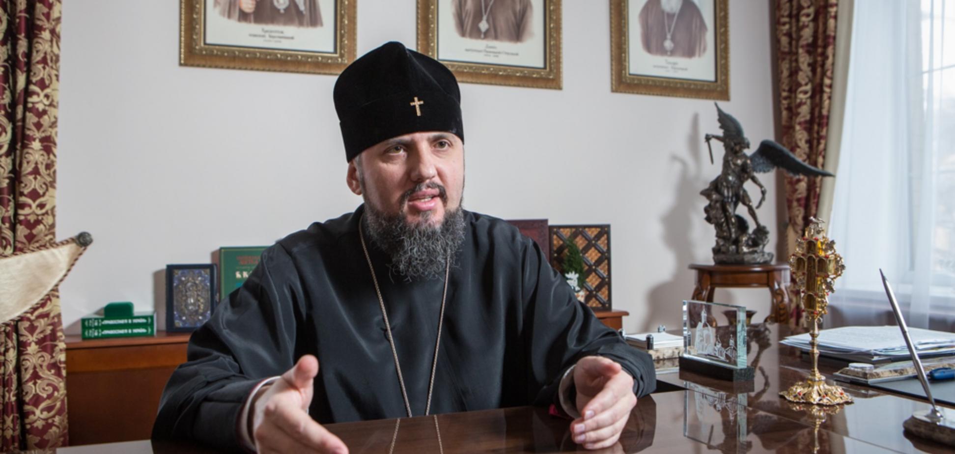 'Росія намагається зруйнувати зсередини': Епіфаній розповів про підступність РПЦ