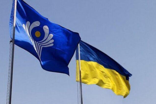 Украина вышла из нового соглашения СНГ