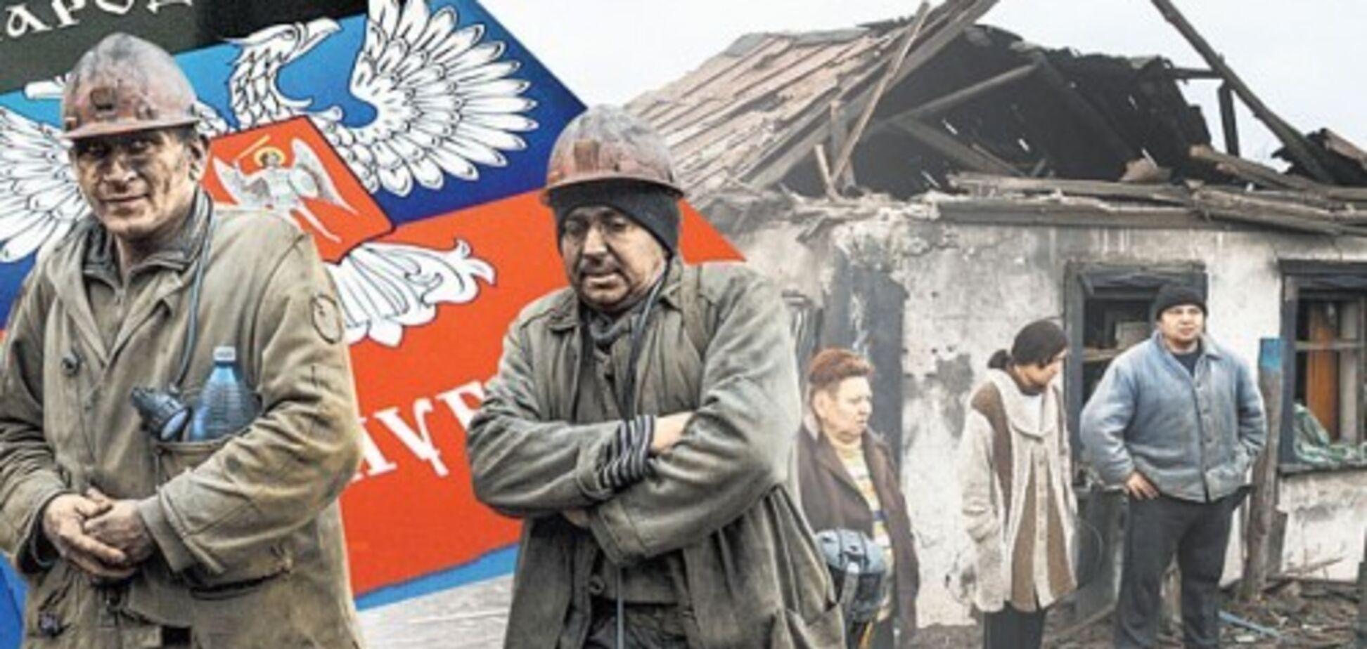 Розруха і запустіння: журналіст із ЄС показав ціну 'русского міра' на Донбасі