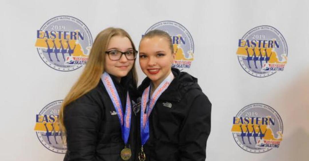 Фігуристки з України встановили історичне досягнення у США