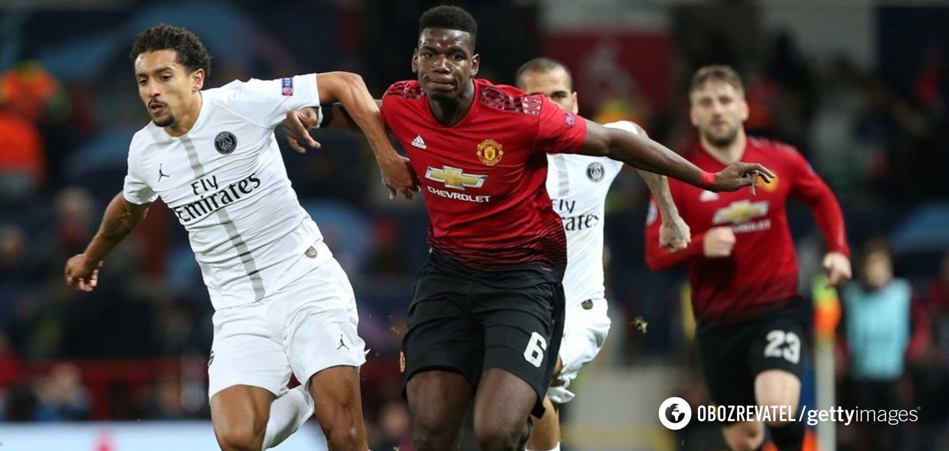 Манчестер Юнайтед — ПСЖ: відеоогляд матчу