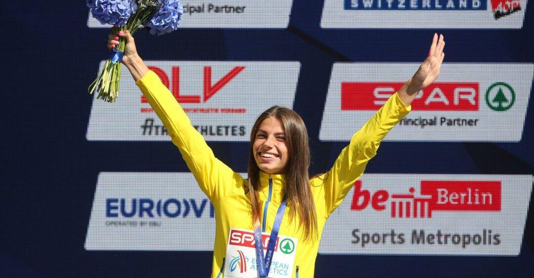 Три 'золота'! Украина фантастически выступила на крупном турнире по легкой атлетике