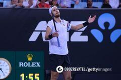 Лучший теннисист России опозорился в Голландии