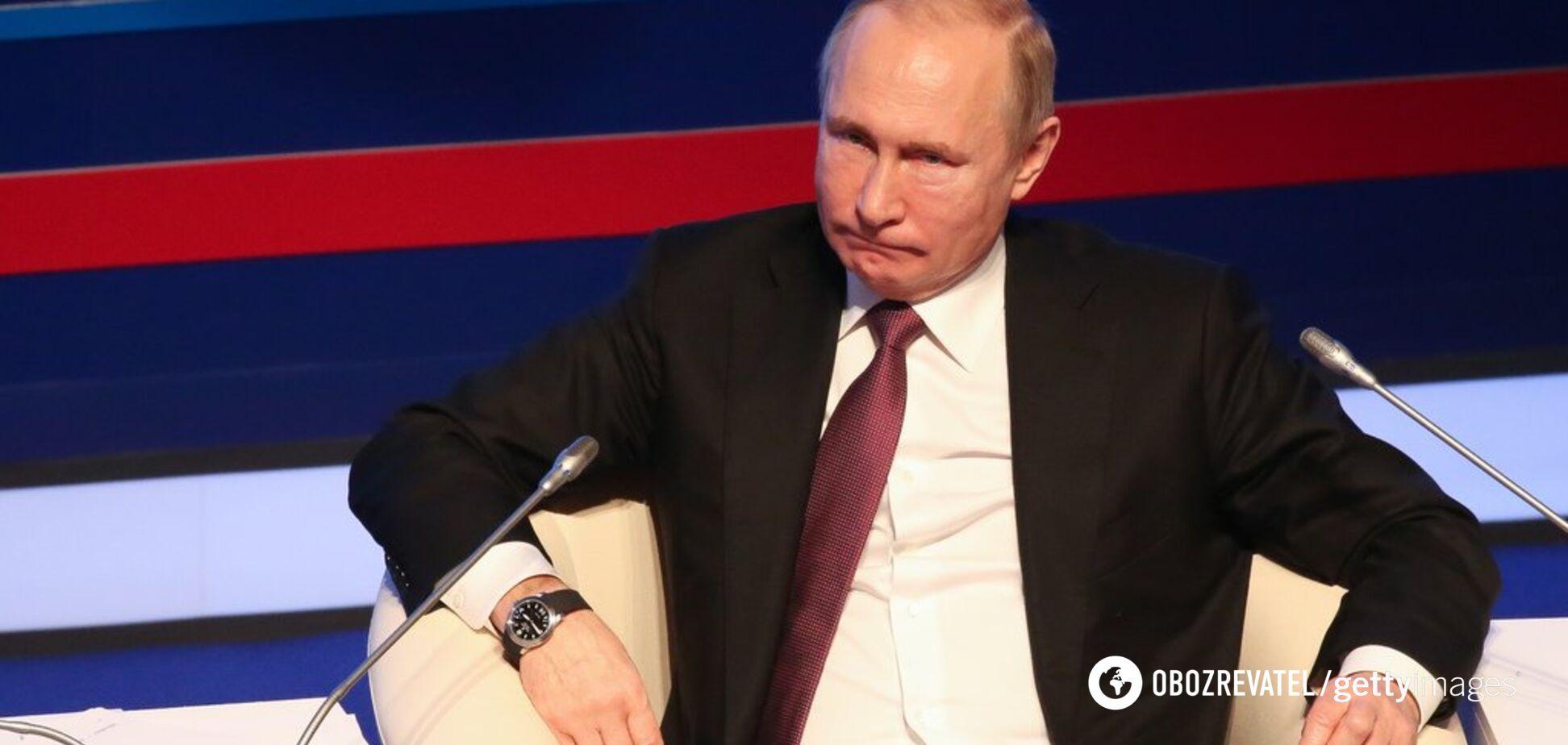 ''Не відволікайся, чьо ти!'' Путін втрапив в образливий курйоз на публіці