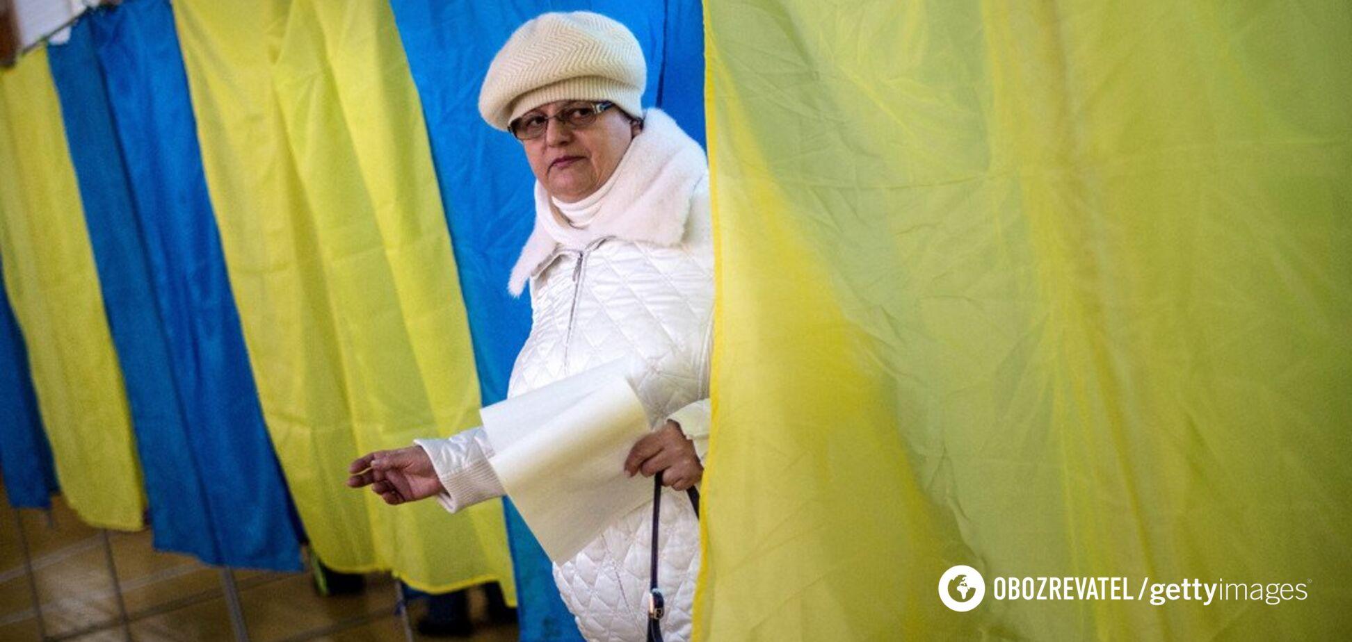 В каких городах Украины не будет выборов президента: опубликован список