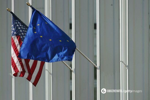 В ЕС и США выступили против газопровода Путина