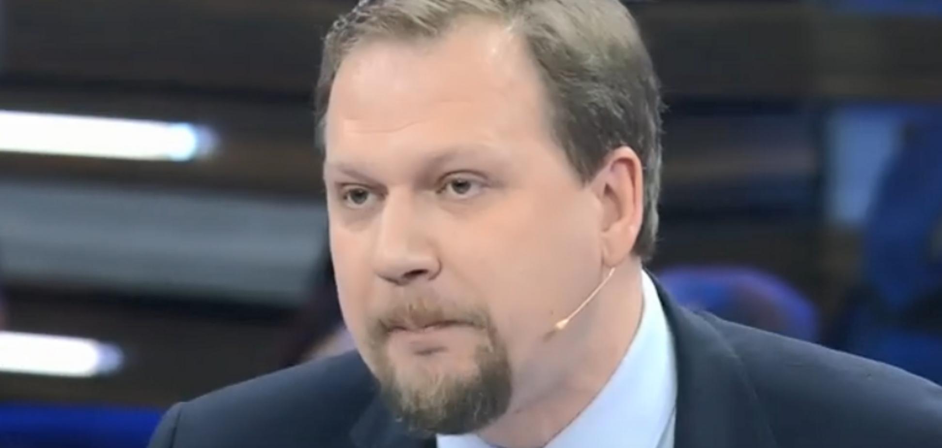 'С Россией надо дружить': украинский ведущий оскандалился одой оккупантам на КремльТВ