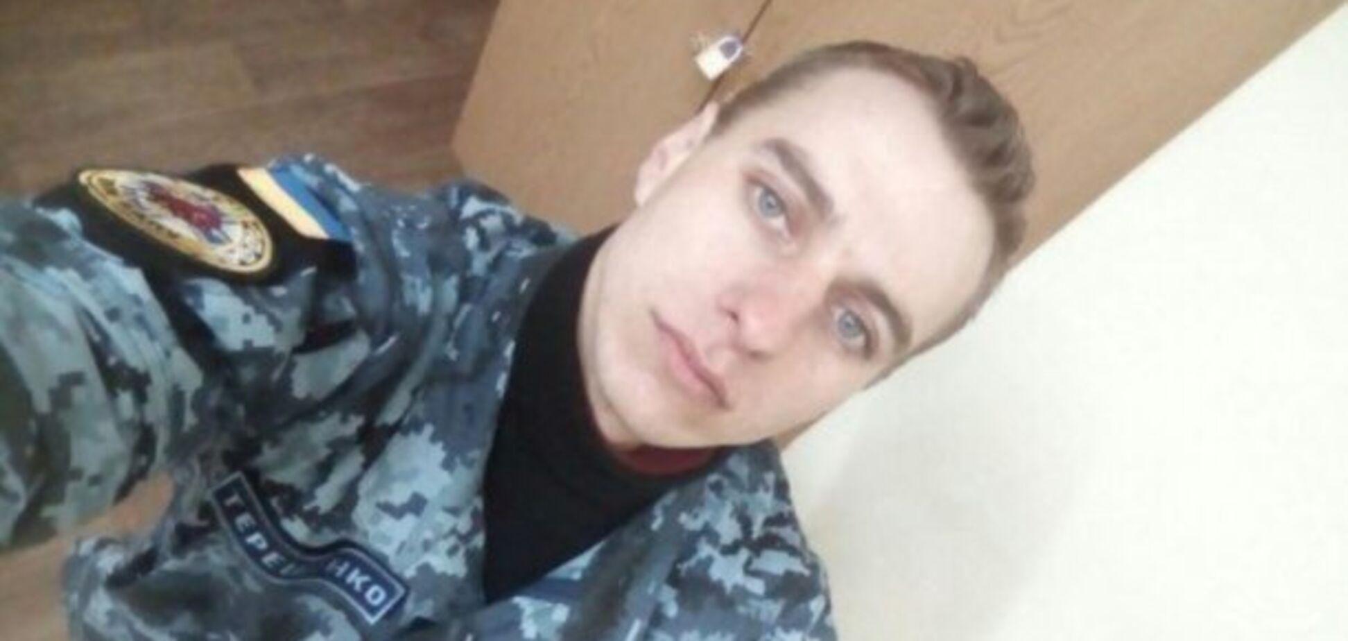 Герб на потилиці: український моряк ошелешив росіян патріотичним вчинком