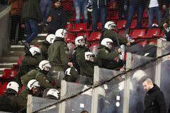 Українських уболівальників побили перед матчем Ліги Європи