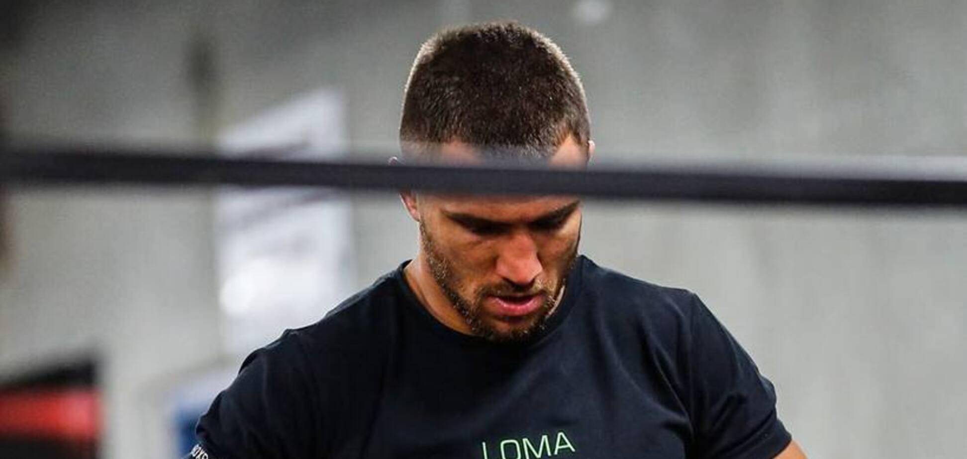 Ломаченко потрапив в неприємну ситуацію з новим боєм