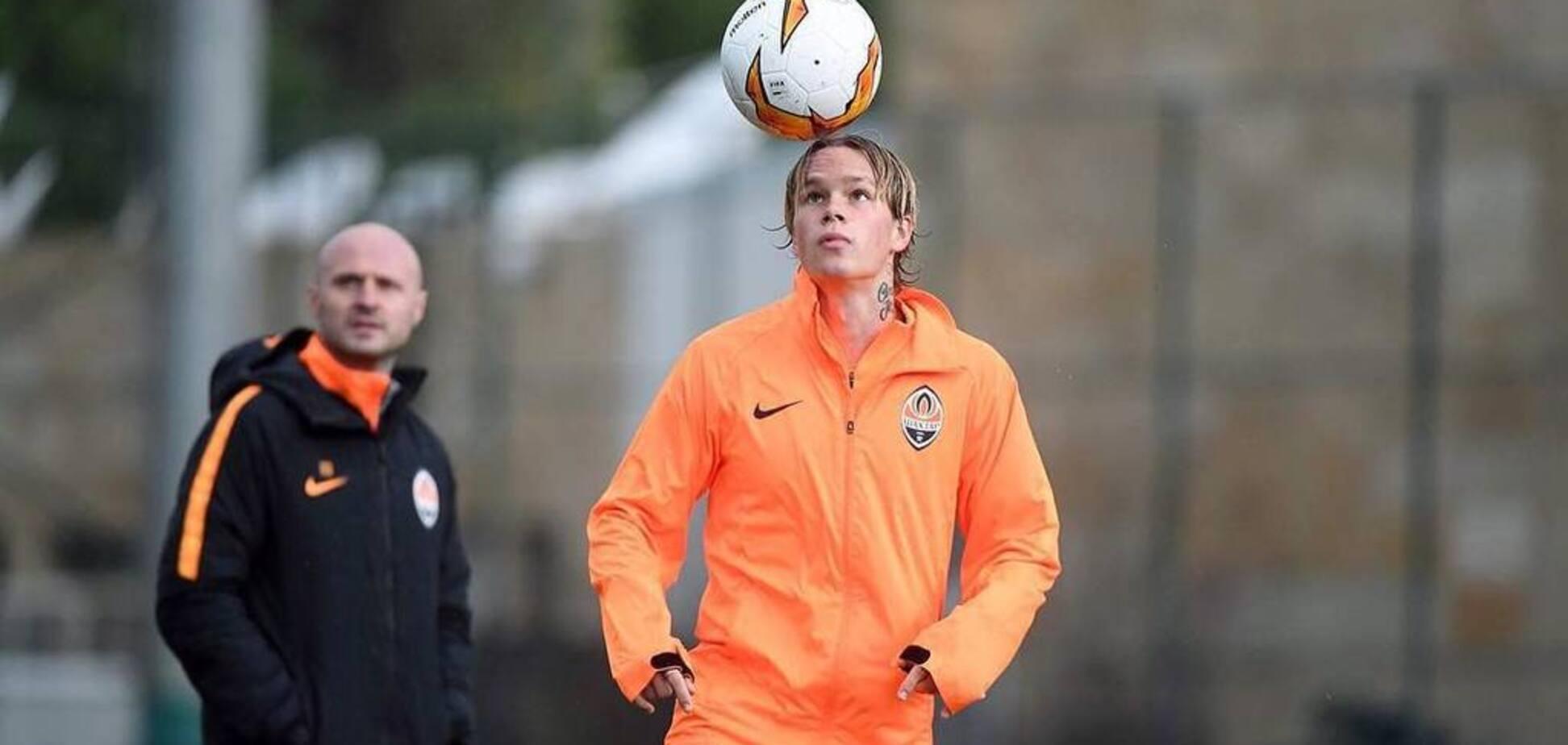 Півзахисник 'Шахтаря' відмовився переходити в 'мутний київський клуб'