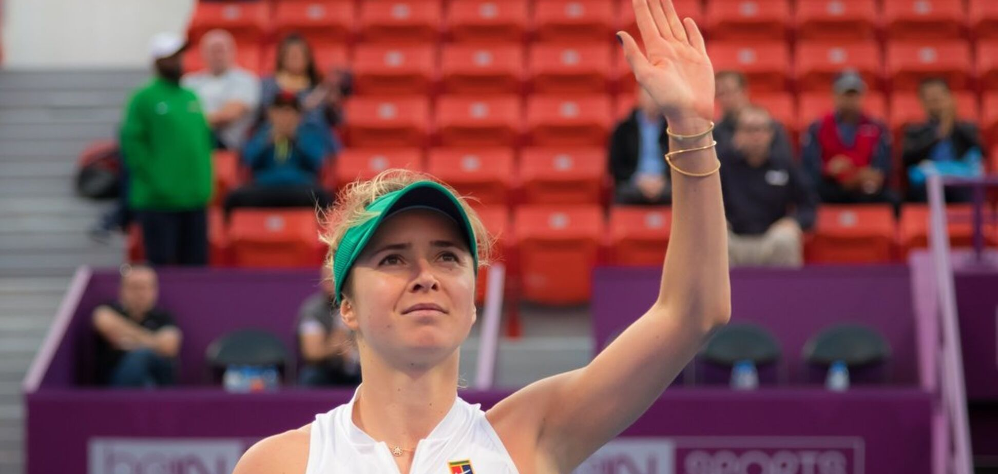 Свитолина феерично пробилась в полуфинал престижного турнира в Дохе