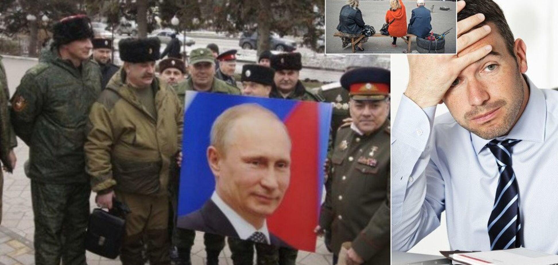 ''Як поскаржитися Путіну?'' В ''ДНР'' заробляють по $37 в місяць і їздять на заробітки в Київ
