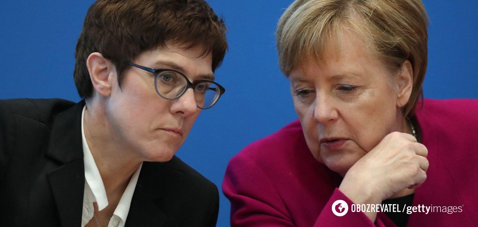 ''Уже не остановить'': Германия поддержала газопровод в обход Украины