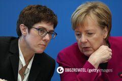 ''Уже не зупинити'': Німеччина підтримала газопровід в обхід України