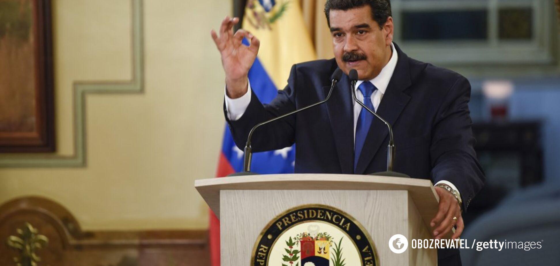 Все отравлено: Мадуро ошарашил мир обвинениями в сторону США