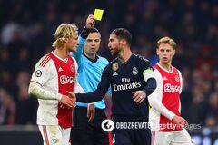 Капітан 'Реала' зганьбився, зробивши підступний вчинок у Лізі чемпіонів