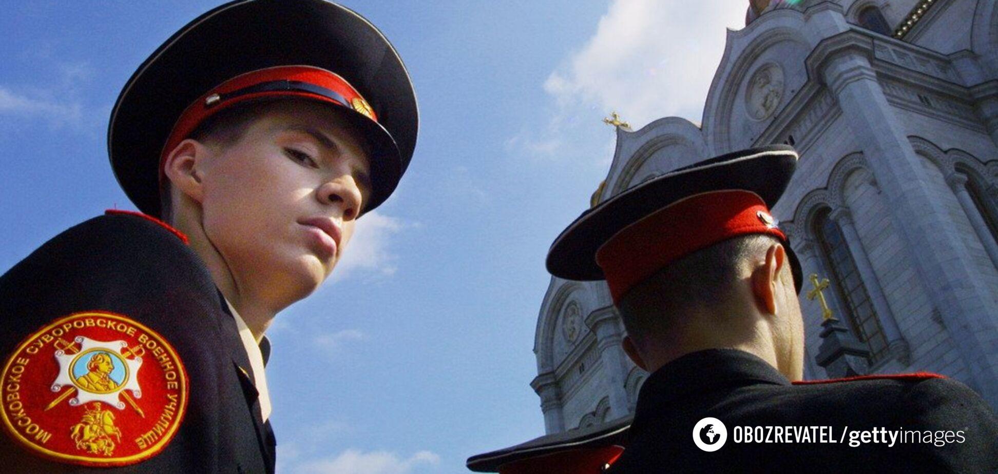 'Чекає трепанація черепа!' У скандалі з суворовськими курсантами в Росії трапився новий поворот