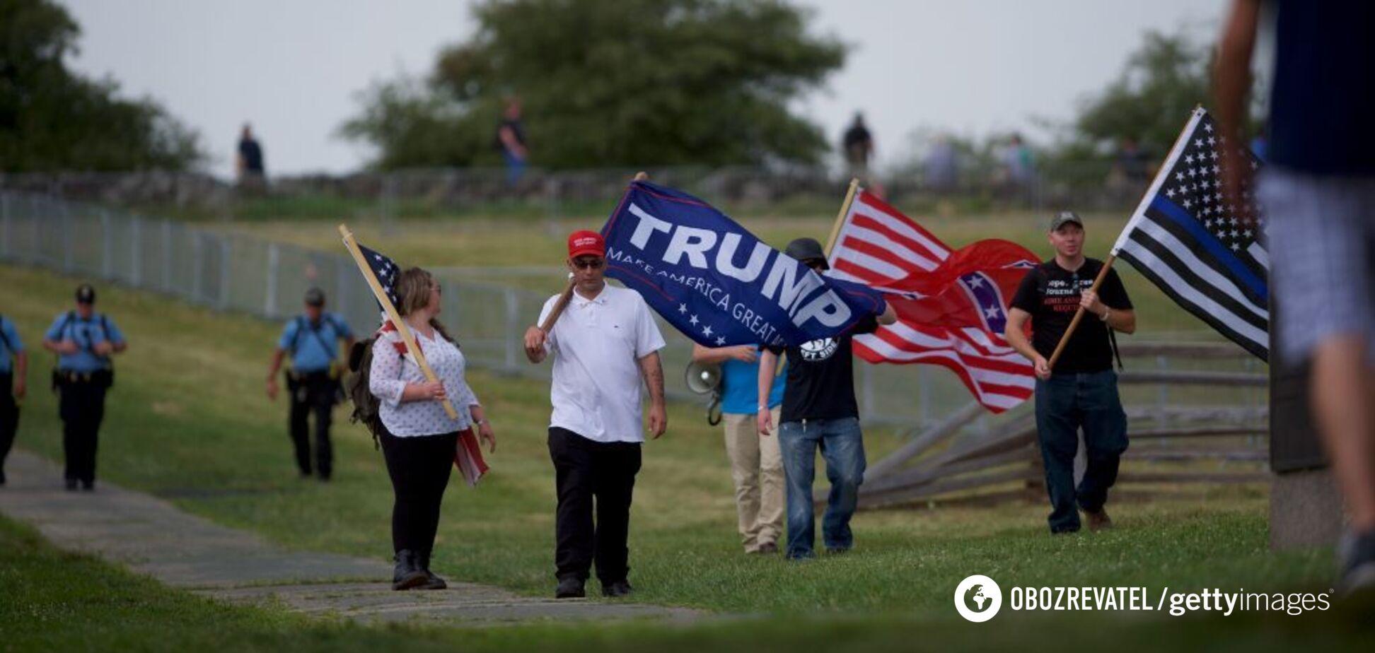 Трамп проиграл. Стены не будет