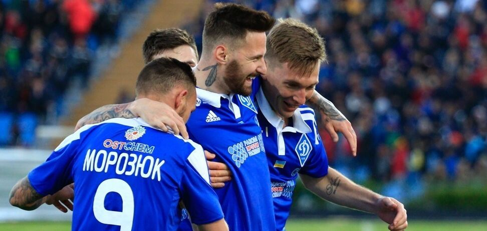 ''Динамо'' втратило лідера перед матчем з 'Олімпіакосом'