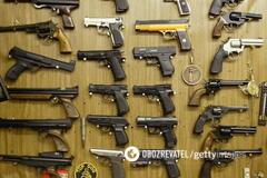 П'ять мільйонів стволів: Україні запропонували вирішення проблеми нелегальної зброї