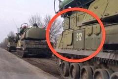 России признала участие армии в войне на востоке Украины