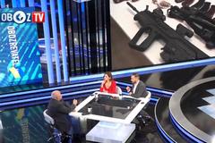 Легалізація зброї в Україні: Шабовта спростував головний міф