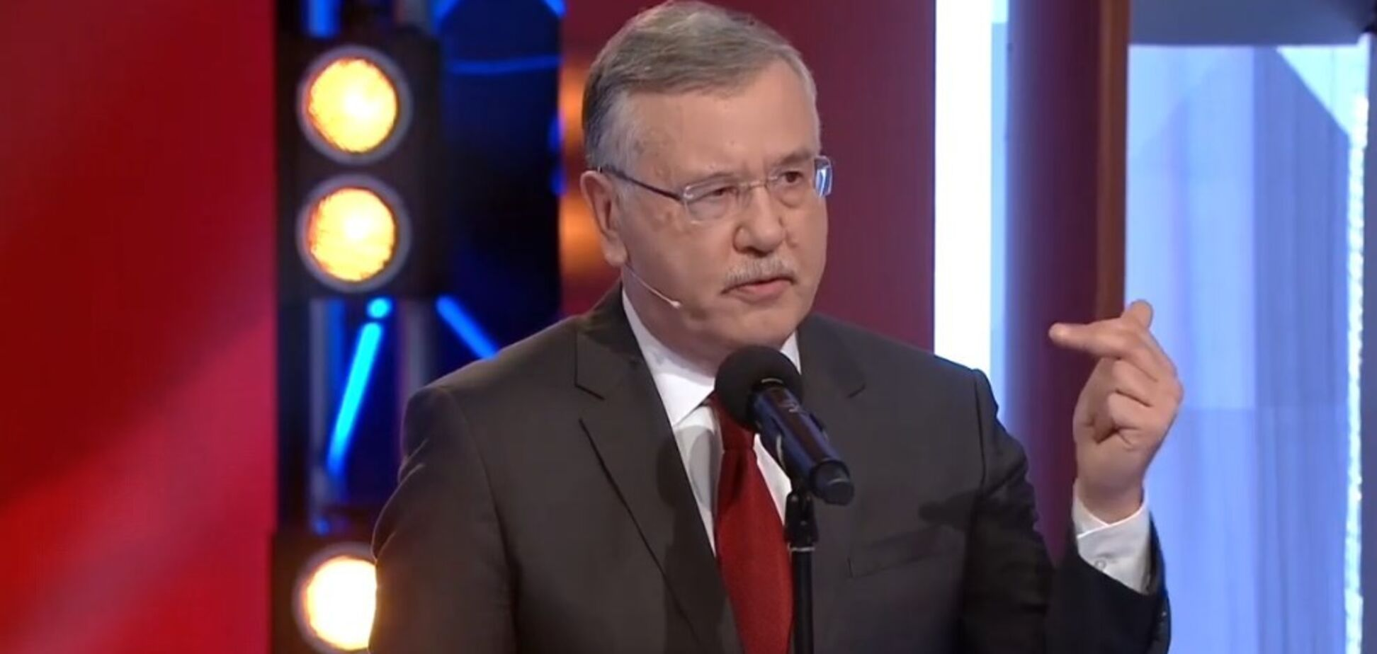 Гриценко рассказал, как повысить продолжительность жизни украинцев на 10 лет