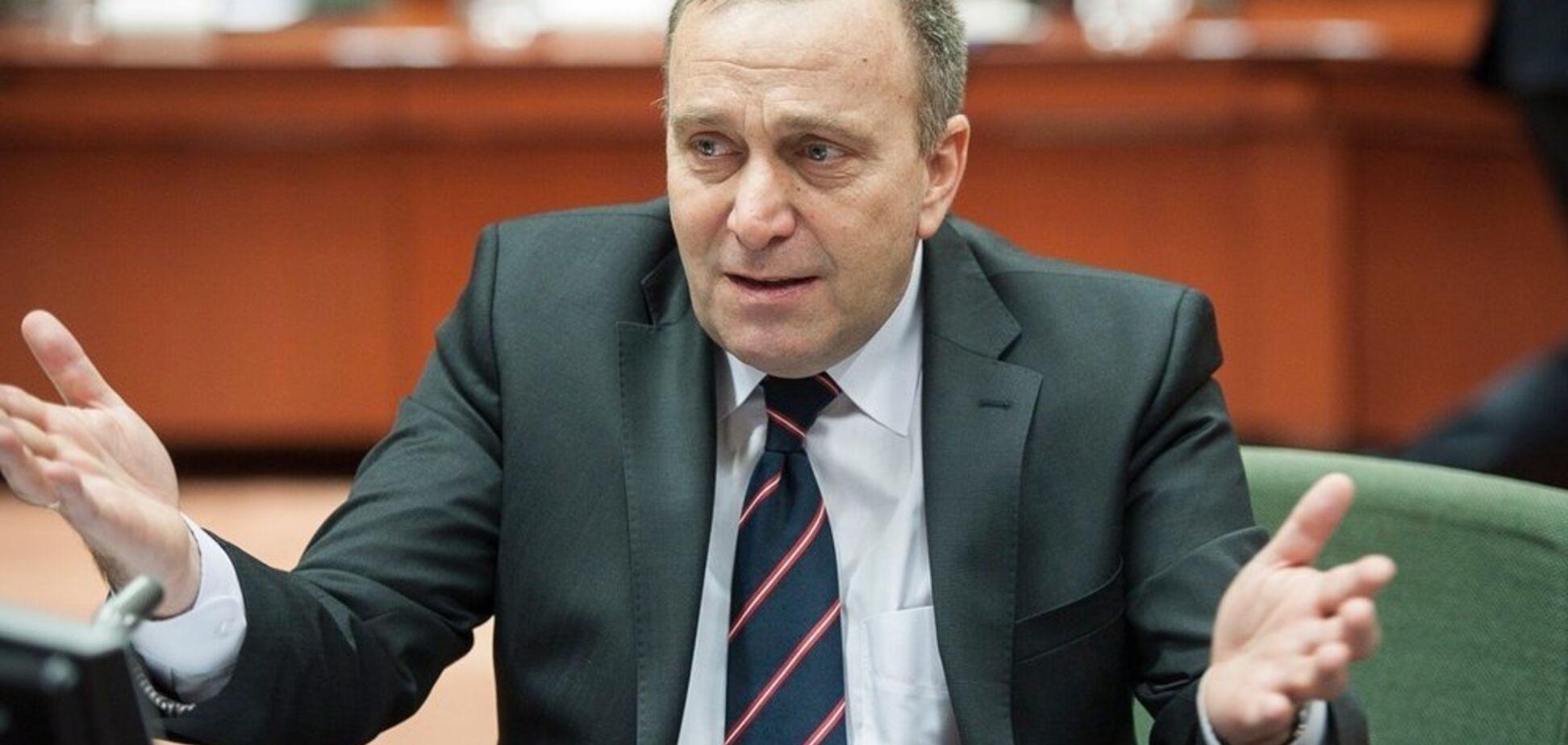 'Это Украина Януковича!' Польский оппозиционер сделал скандальное заявление