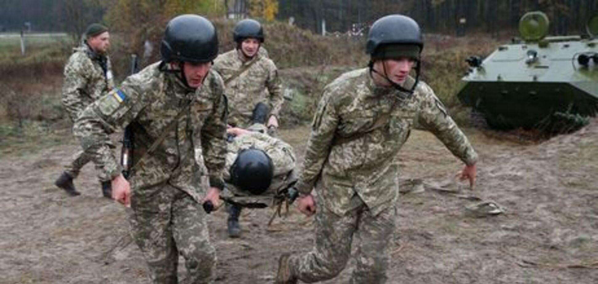Черная пятница: украинские военные понесли потери на Донбассе