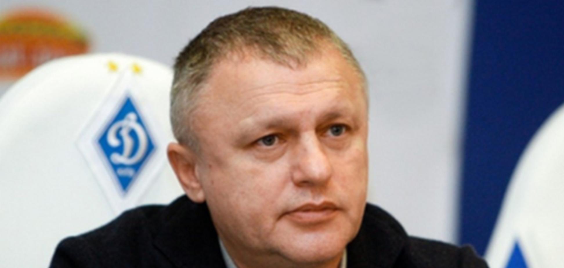 'Ніхто не хотів': Суркіс зробив відверте зізнання про 'Динамо'