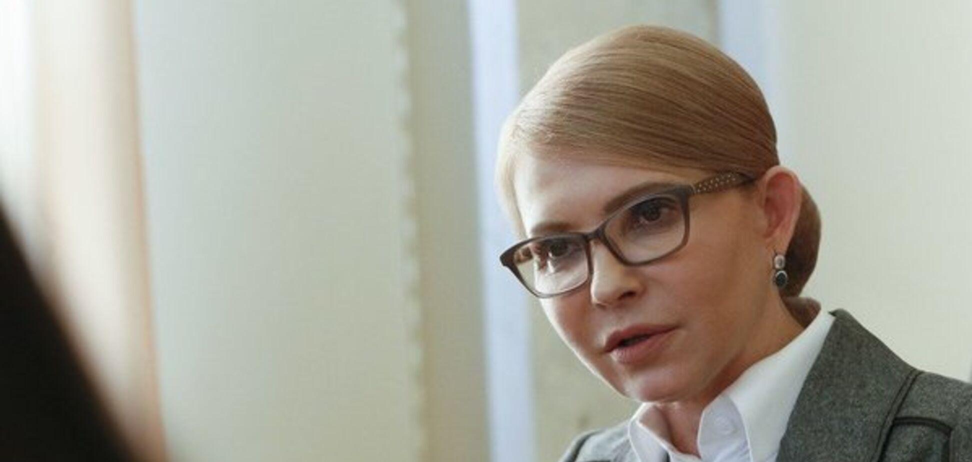 Луценко доручив САП перевірити незаконні доходи Тимошенко