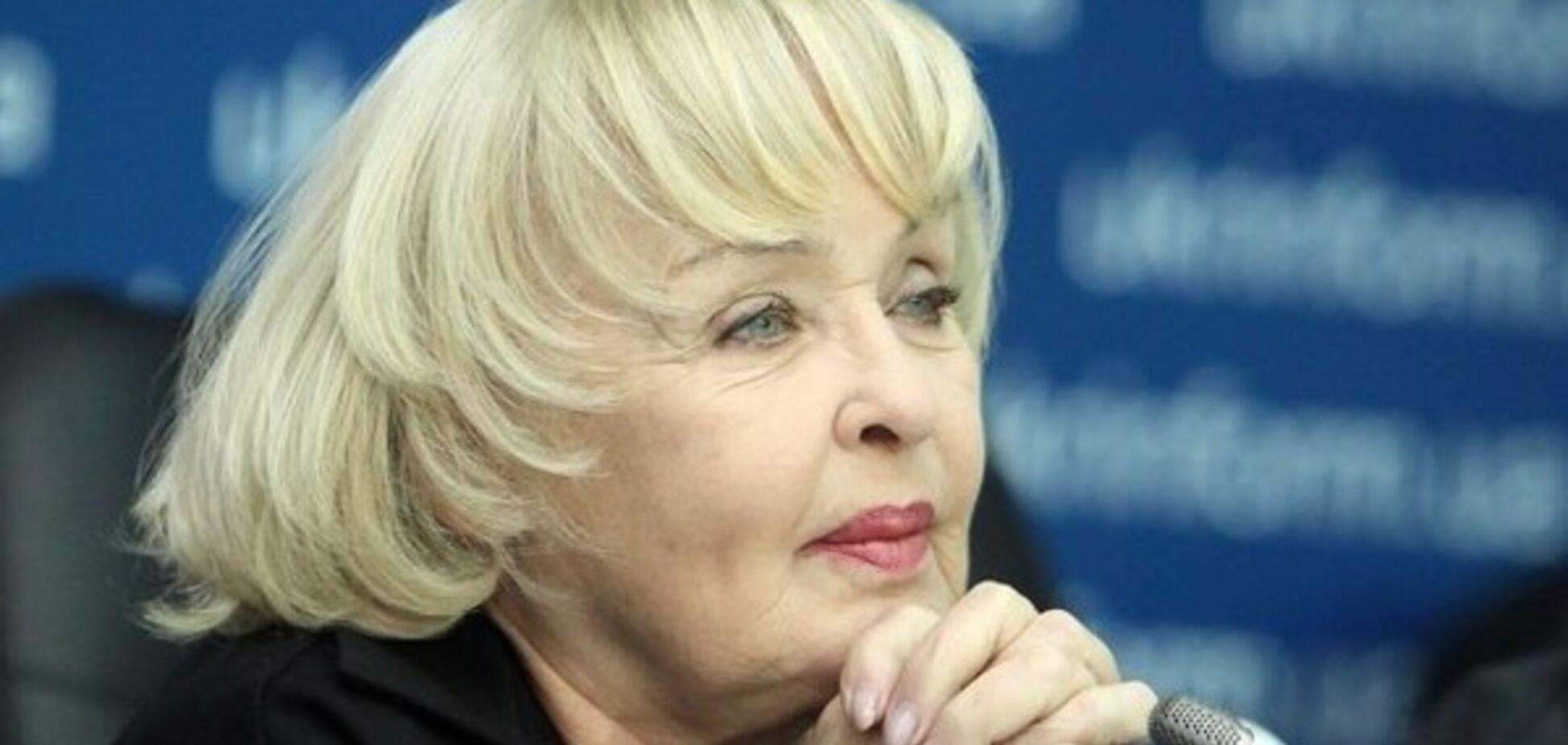 'Ел борщ и хлопнул рюмку': Ада Роговцева рассказала о встрече с Путиным