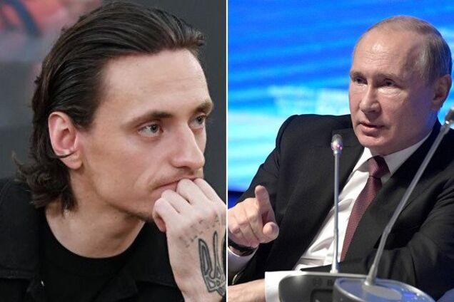 ''Лидер планеты'': Полунин сделал скандальное заявление о Путине