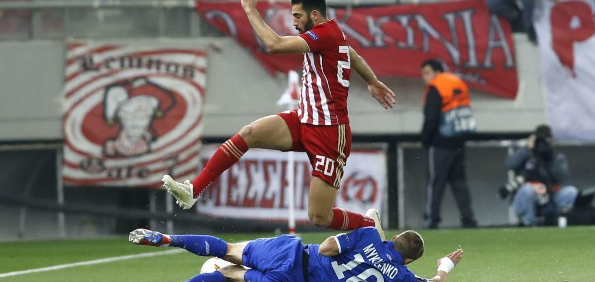 ''Не должны были'': тренер 'Олимпиакоса' сделал откровенное признание