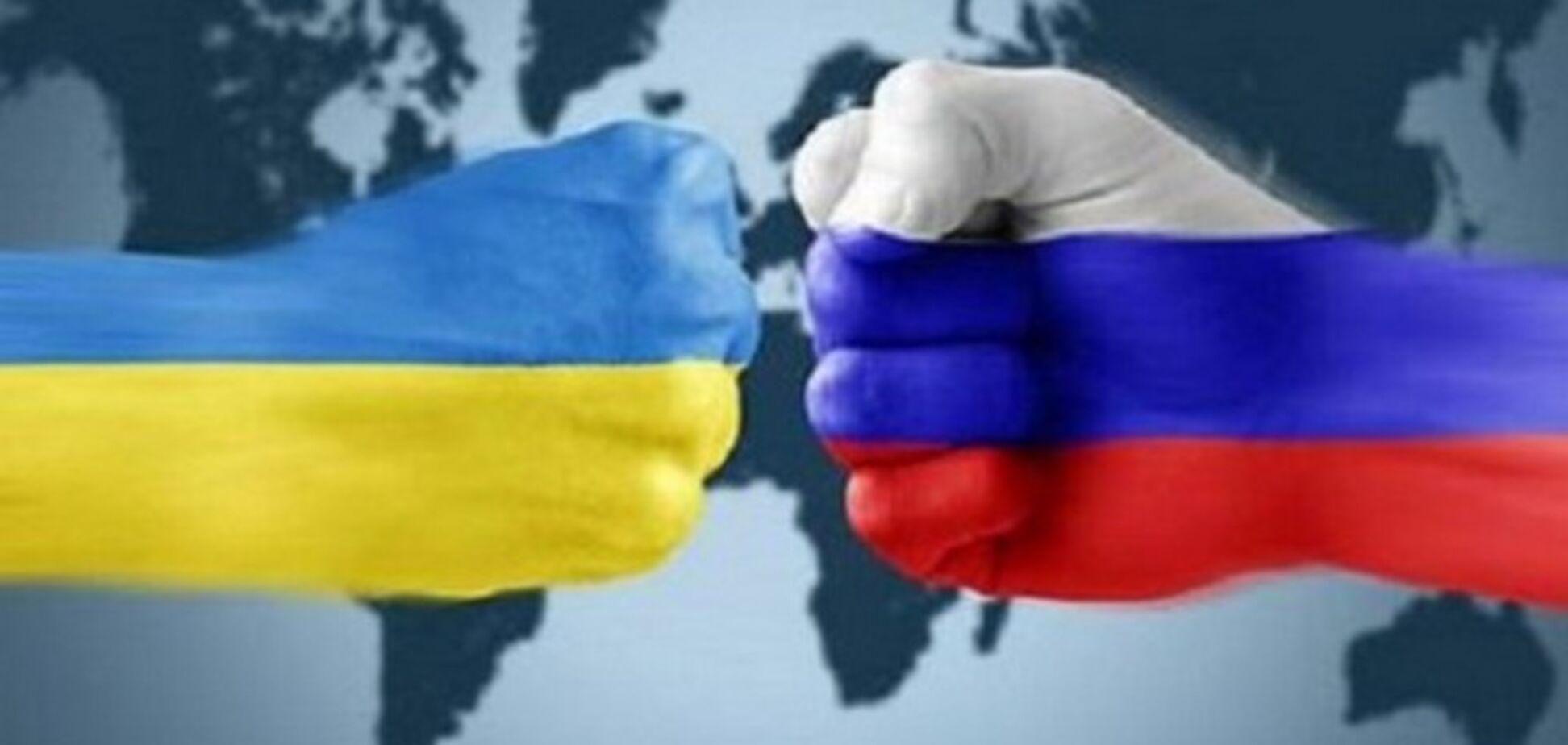 Россия встала с колен с помощью Украины