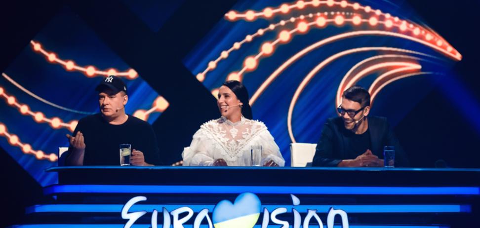 Судьи Национального отбора на Евровидение