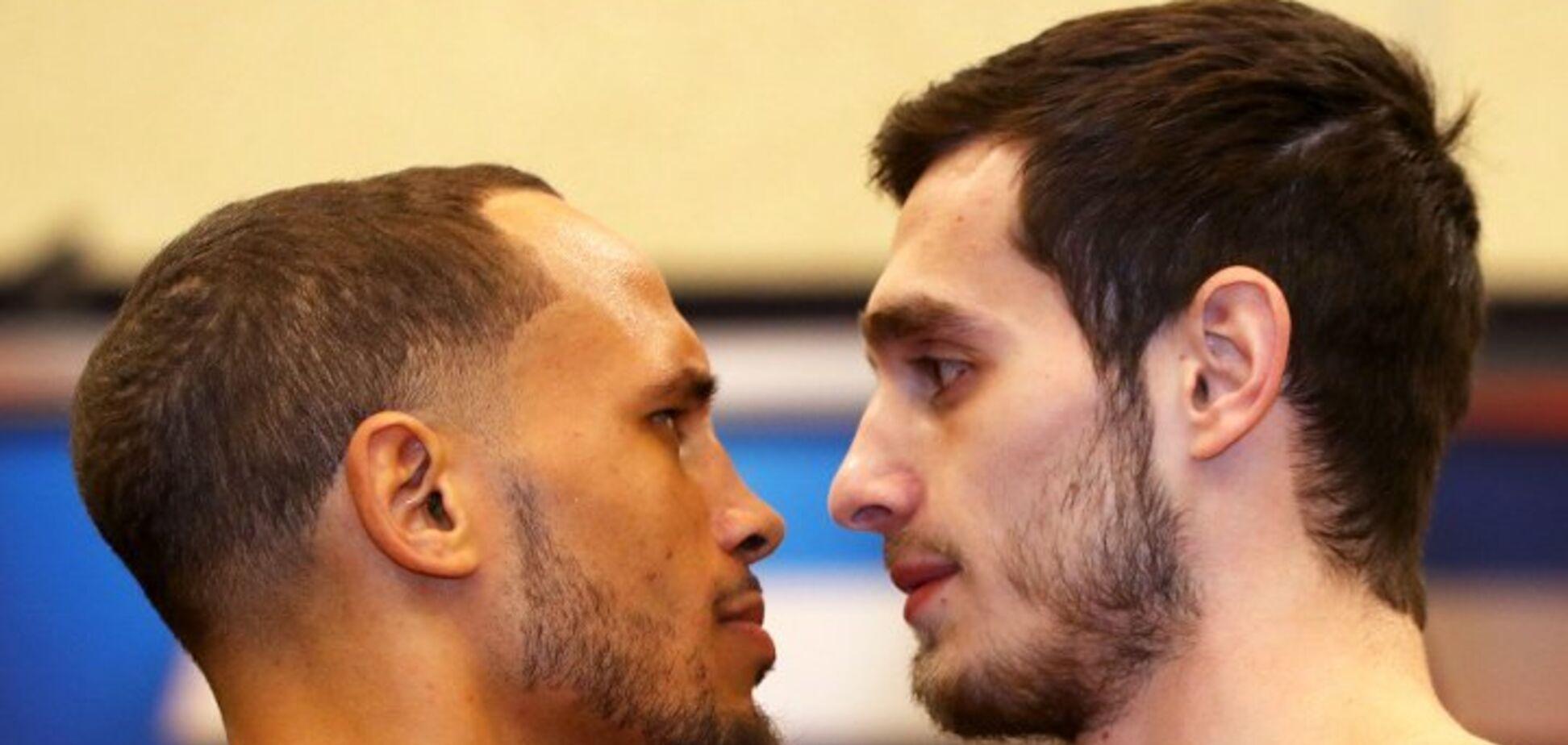 Российского боксера нокаутировали в кровавом бою