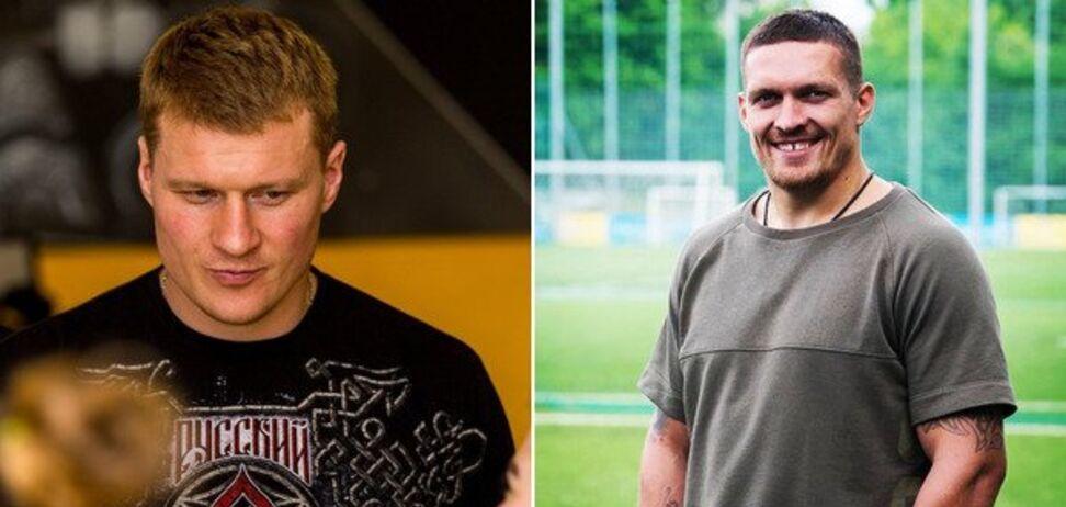 Усик – Поветкин: появились новые подробности супербоя