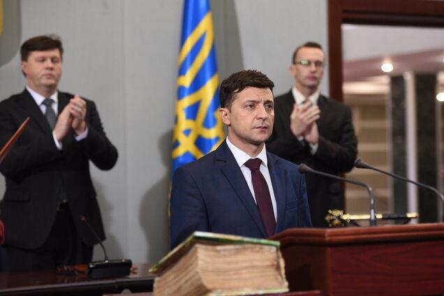 Зеленский вызвал ажиотаж ''репетицией'' инаугурации: эксклюзивные фото