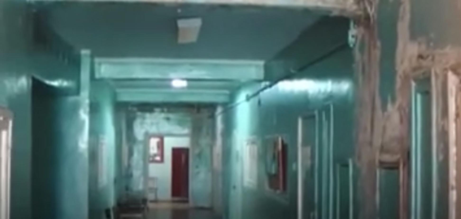 Люди боятся больниц: в сети показали ужасное видео из оккупированного Крыма