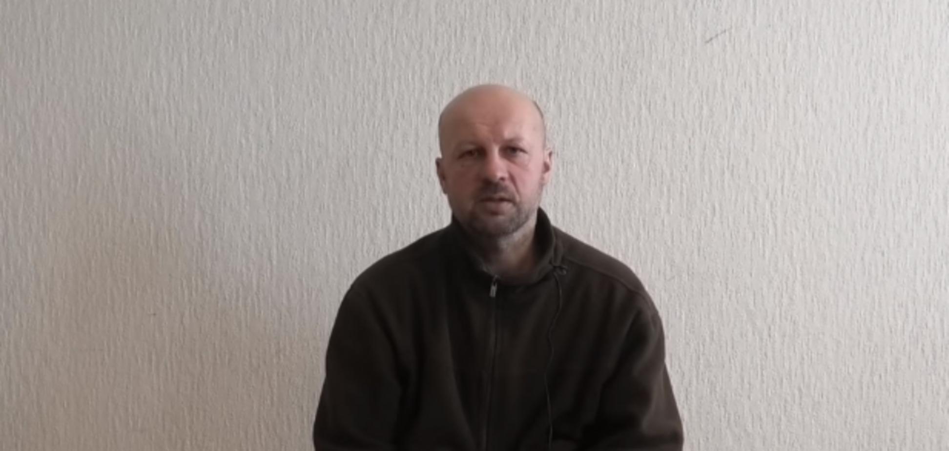 Боєць ЗСУ потрапив в полон 'ДНР': терористи показали відео допиту