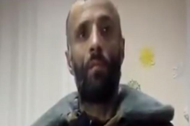 Терорист з Азербайджану Саїдов