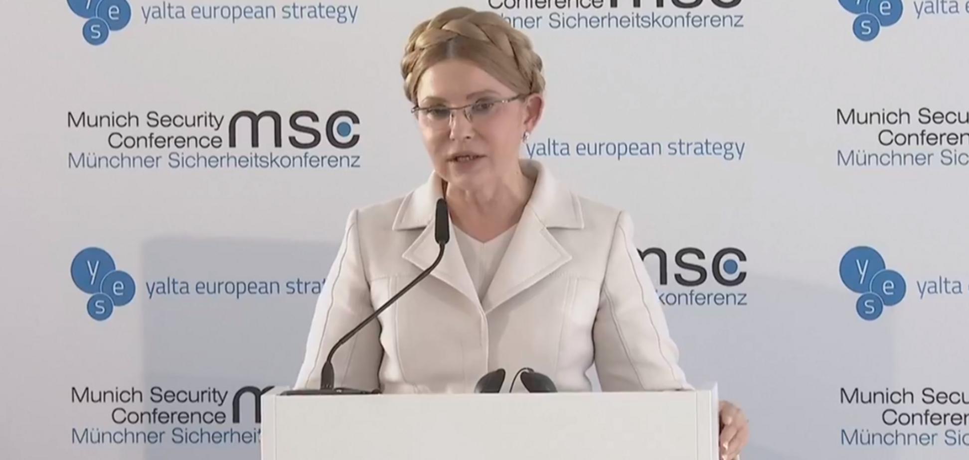 Юлия Тимошенко начала консультации с МВФ по снижению цен на газ