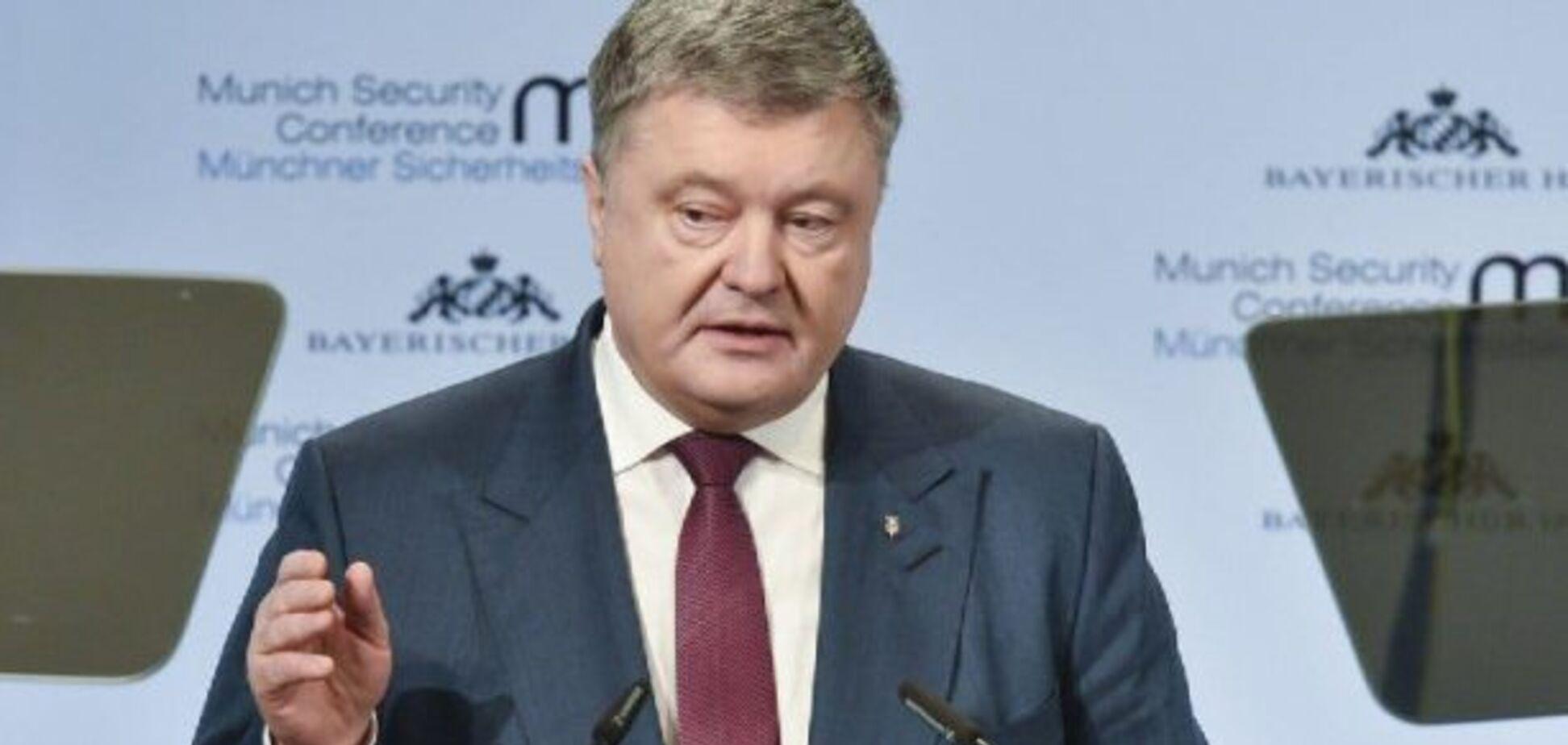 Порошенко озвучив втрати ЗСУ за весь час війни на Донбасі