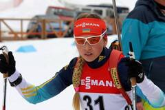 Україна фінішувала останньою в гонці Кубка світу з біатлону